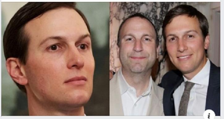 Enger Freund von Jared Kushner wird wegen Cyberstalking verhaftet