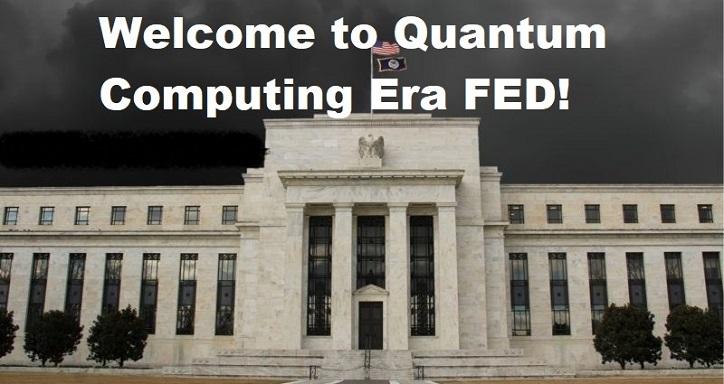 Willkommen in der Quantencomputer-Ära FED