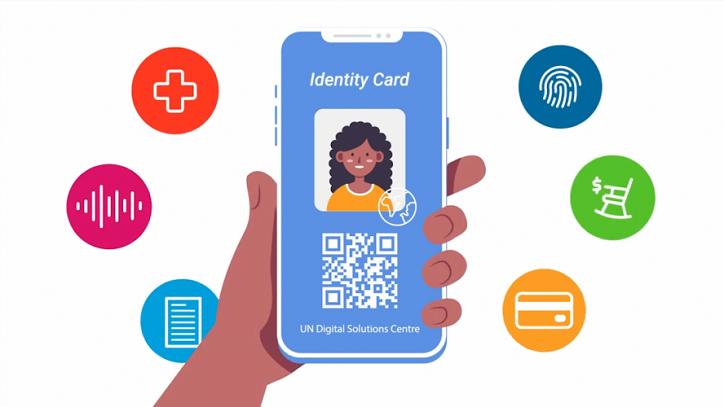 UN Kündigte Biometrische Digitale ID-Brieftasche An