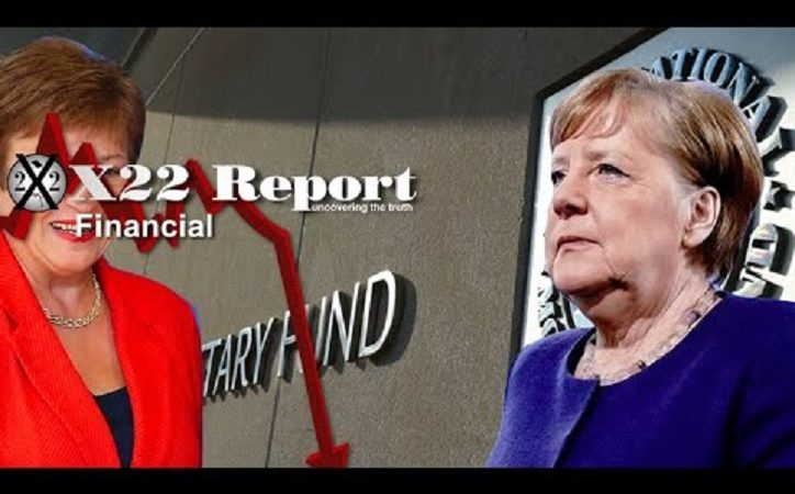 X22Report: Die Zentralbank / MSM beginnt mit dem Zurücksetzen der Reset-Erzählung, Köder genommen! – Muss Video