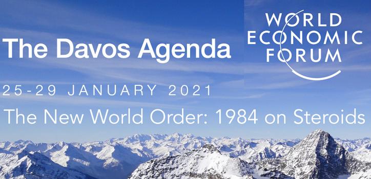 Der Offizielle Starttermin Für Den Great Reset Ist Der 25. Bis 29. Januar In Davos, Schweiz