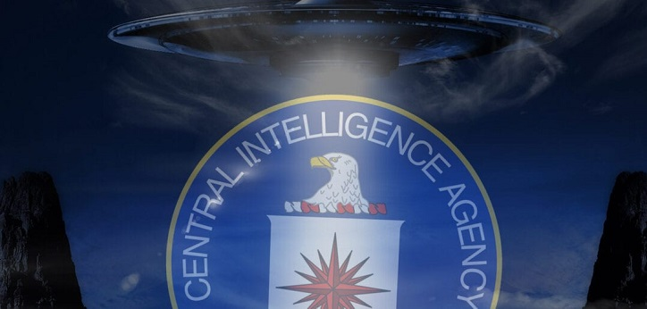 UFOs: Die Sammlung der Central Intelligence Agency (CIA)