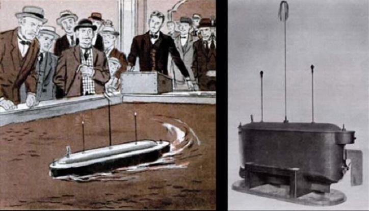 Vorhersagen von Nikola Tesla über die Zukunft, die sich als wahr herausstellten