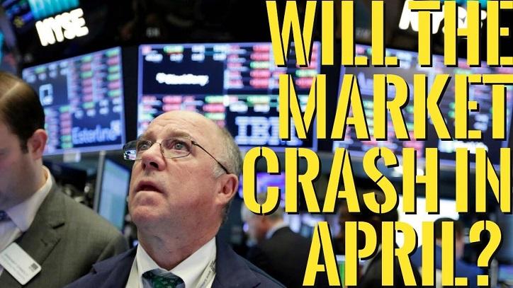 Der Atlantis-Bericht: Stürzt die Börse im April wirklich ab?