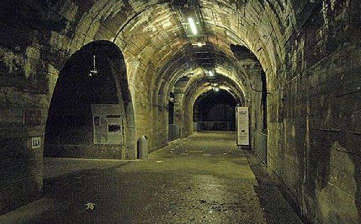 Besuch eines unterirdischen Tunnels in den USA!