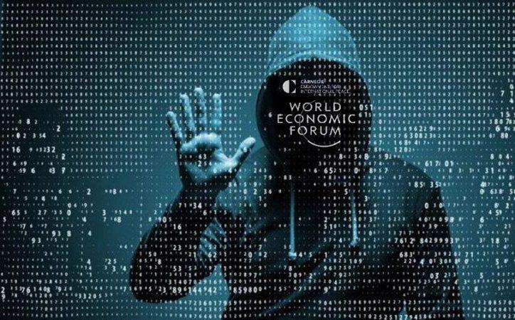 Das WEF Warnt Vor Cyberangriffen, Die Zum Systemischen Zusammenbruch Des Globalen Finanzsystems Führen