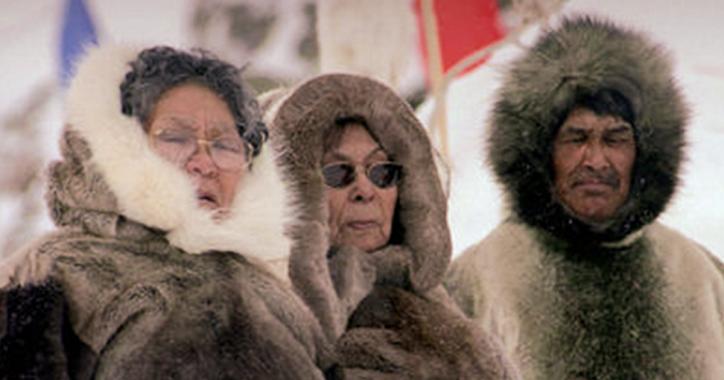 """Älteste der Arktis warnen die NASA – """"Der Mond, die Sonne und die Erde verändern sich"""""""
