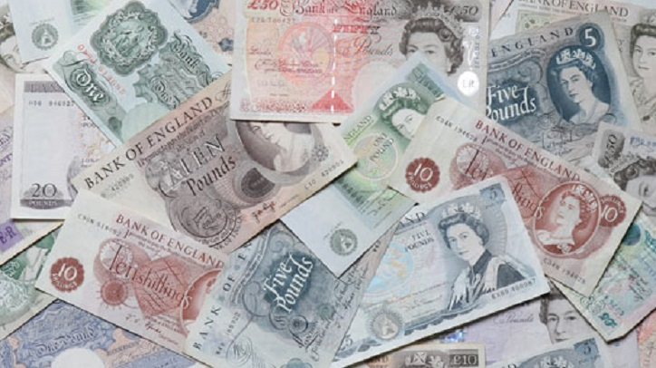 Umtausch alter Banknoten