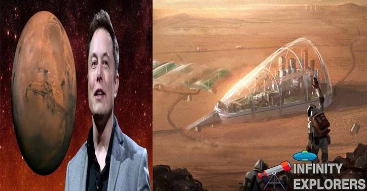 Der Name von Elon Musk taucht in einem 69 Jahre alten Buch über die Besiedlung des Mars auf