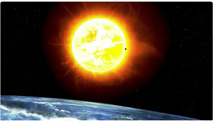 Sonnensturm mit gewaltiger Geschwindigkeit von 1,6 Millionen km/h wird voraussichtlich dieses Wochenende die Erde treffen; Sonnenwinde könnten einen geomagnetischen Sturm über dem Planeten auslösen