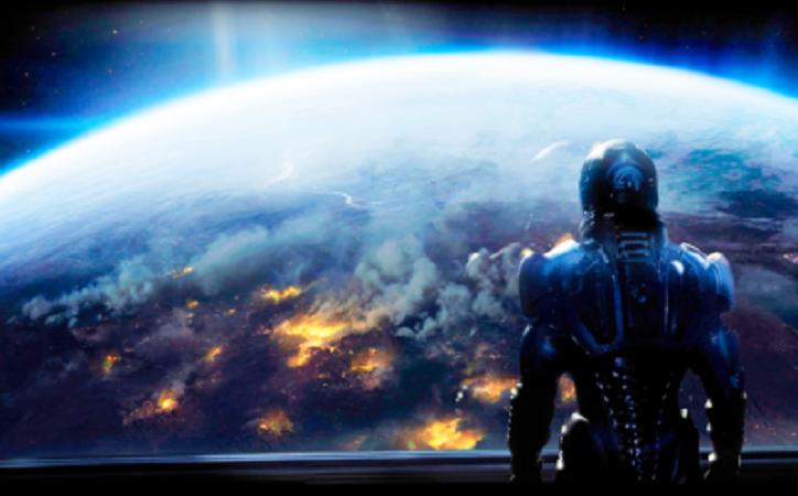 """Eine """"riesige Weltraumanomalie"""" veränderte das Magnetfeld der Erde (Video)"""