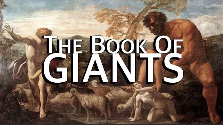 """Das 2.000 Jahre Alte """"Buch Der Riesen"""" Beschreibt, Wie Die Nephilim Zerstört Wurden"""