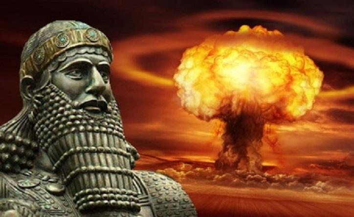 Atomkrieg in der Antike: Theorie und Beweise