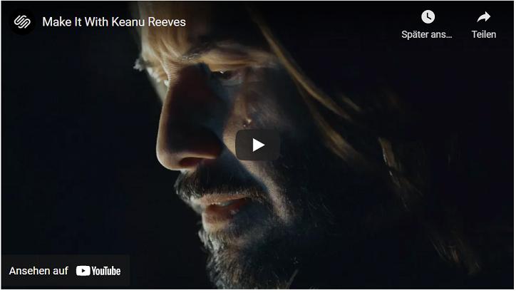 """Keanu Reeves: Die Menschen Stehen Kurz Davor, Sich Aus Der """"Matrix"""" Zu Befreien"""