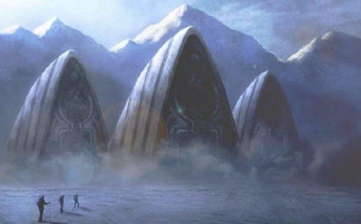 """Verlorene Zivilisation in der Antarktis? """"Die Geheimnisse des gefrorenen Kontinents"""""""