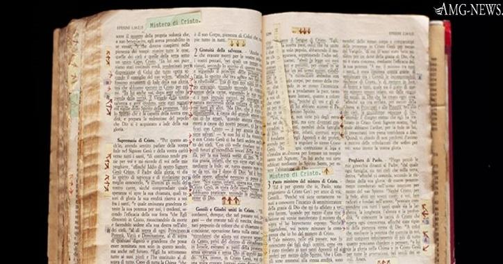 Die Mafia-Version von Da Vinci Code: Provenzanos codierte Bibel