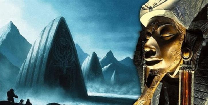 Pyramide der Antarktis und die verlorene Zivilisation von Atlantis: begraben unter dem gefrorenen Kontinent